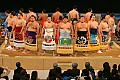 Sumo turnament at the World Exposition